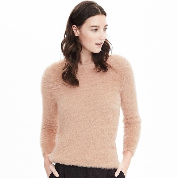 Banana Republic Sweaters - Soft and fluffy sweater.